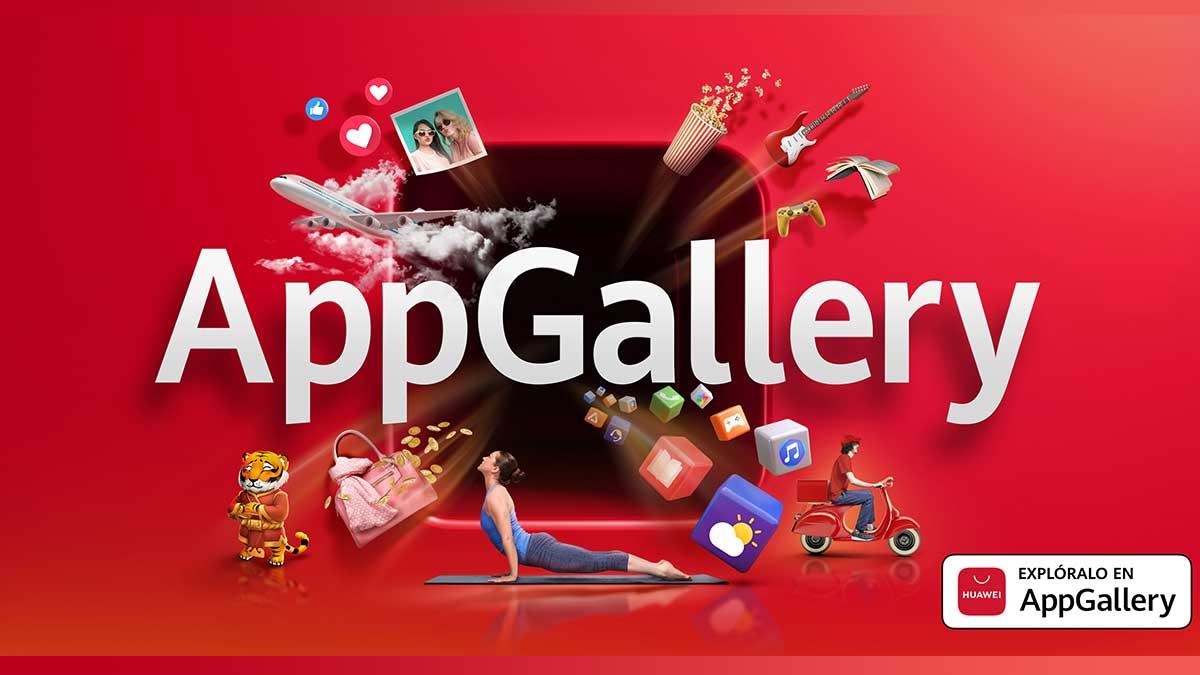Huawei llega para cambiar las reglas del juego: Appgallery y P40 series