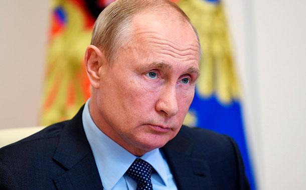 Putin defendió a Trump pero cree que EE.UU vive una profunda crisis