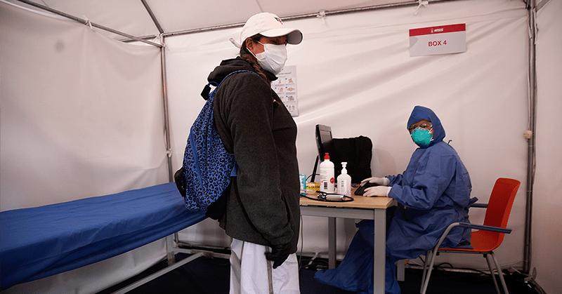 Existe incremento de la demanda de camas en hospitales de Quito
