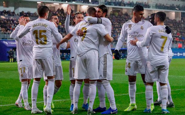 El Real Madrid subastará las camisetas de sus jugadores