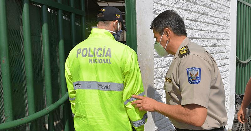 Daniel Salcedo no fue trasladado a la cárcel 4 de Quito
