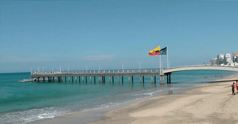 Salinas pasó este lunes a semáforo amarillo