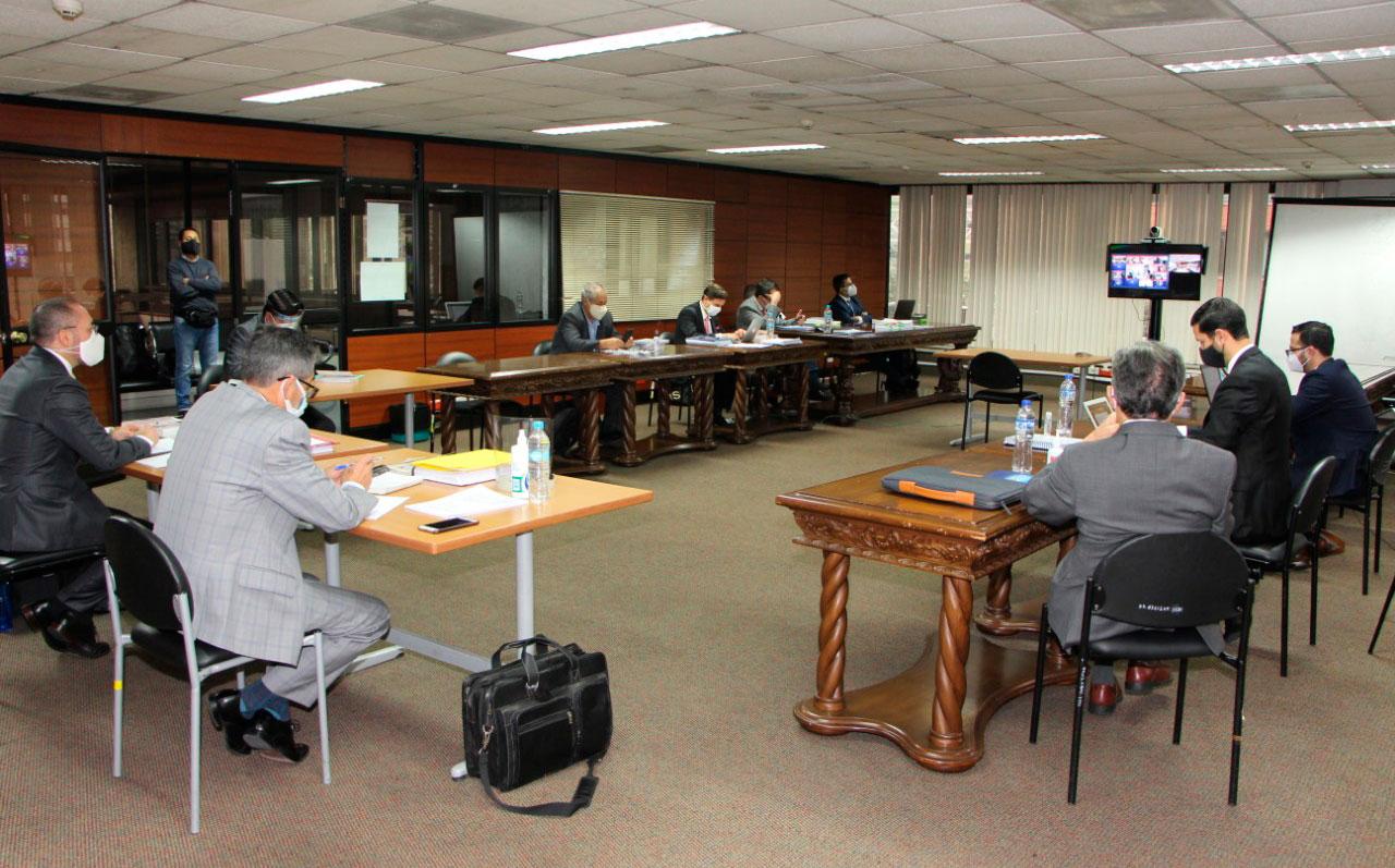 Se reinstaló la audiencia de apelación en el caso Sobornos 2012 - 2016