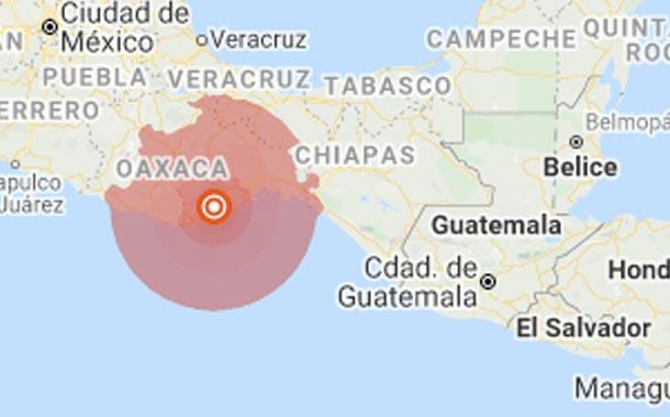 Inocar evalúa amenaza de tsunami tras terremoto en México