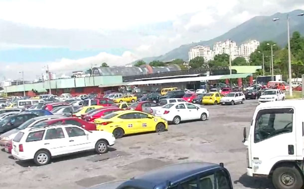 4 134 vehículos fueron retenidos desde el inicio de la emergencia en Quito
