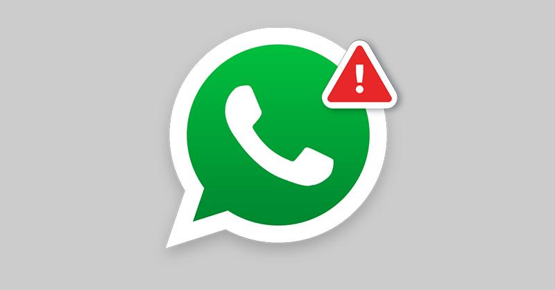 WhatsApp registró una falla mundial que eliminó el 'en línea' y 'la última conexión'