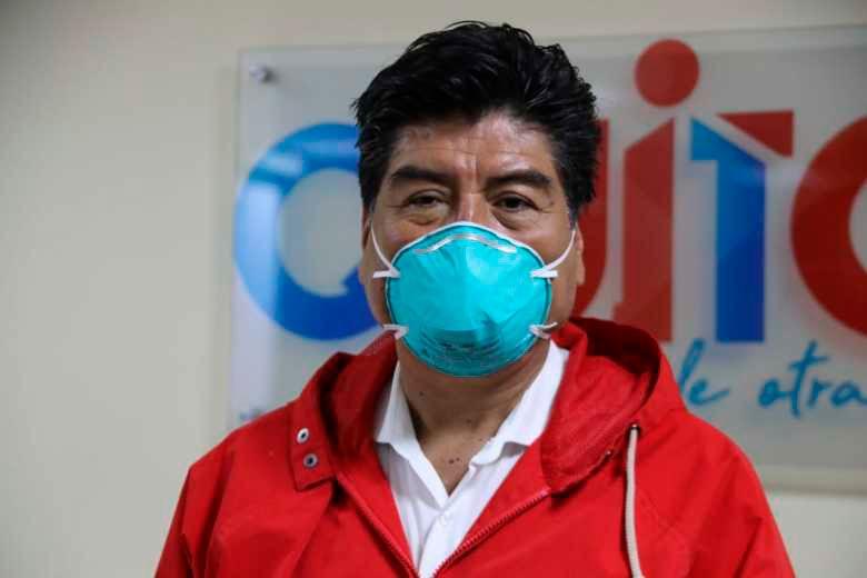 Jorge Yunda se pronuncia sobre la situación de Quito ante el Covid-19