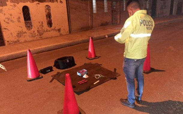Policía detiene a siete sospechosos del atentado a Teleamazonas