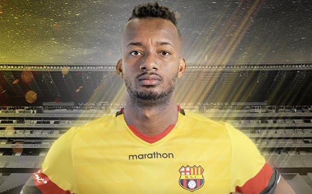 Barcelona oficializa la llegada de Jéfferson Orejuela
