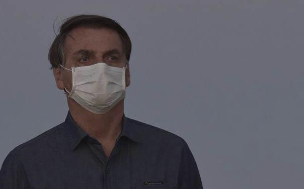 Bolsonaro da positivo en nuevo examen de Covid-19