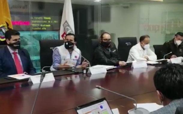Se prohíbe en Cuenca reuniones con más de 25 personas