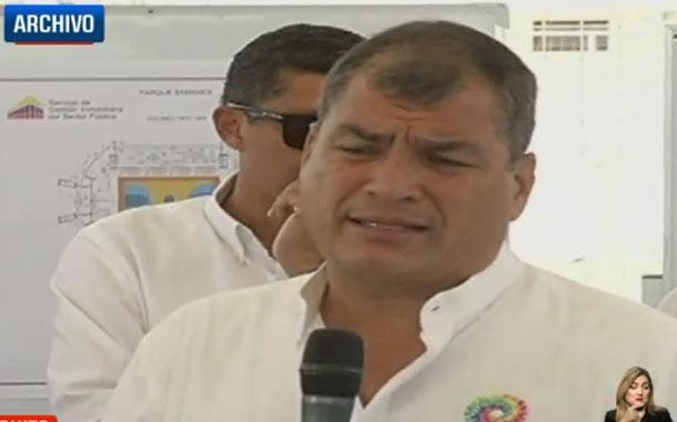 Fiscalía pide se ratifique la sentencia de autor mediato de Rafael Correa