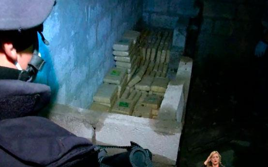 Organizaciones narcotraficantes fueron desarticuladas esta semana