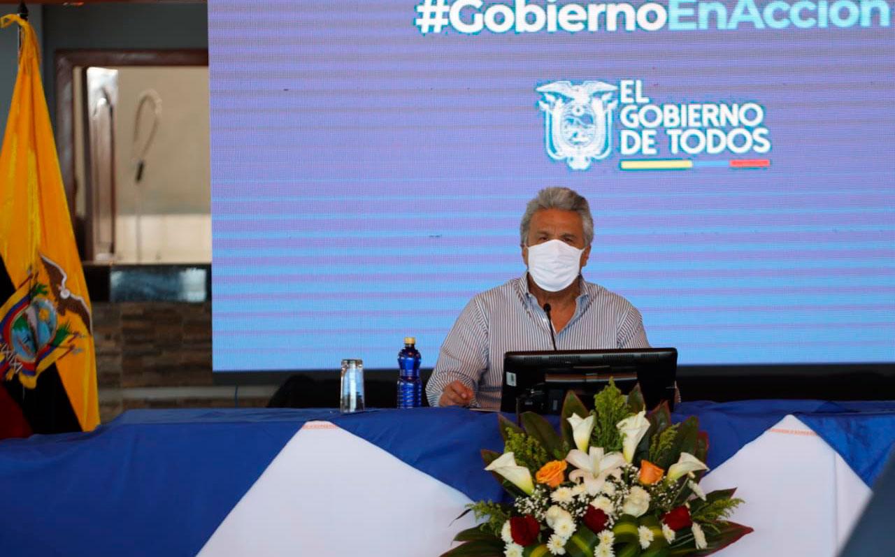 Se desarrolla Gabinete Ministerial encabezado por el presidente Moreno