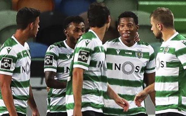 Gonzalo Plata anota gol en triunfo de Sporting de Lisboa
