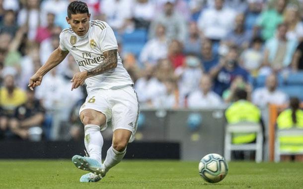 Asprilla le da un consejo a James sobre su continuidad en el Madrid