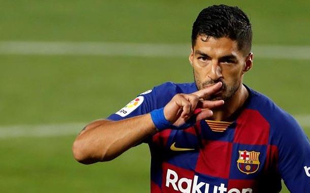 Luis Suárez, el goleador que se va apagando