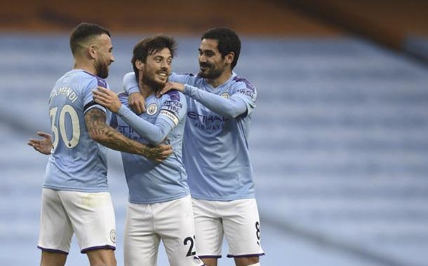 Manchester City aplasta a Newcastle United