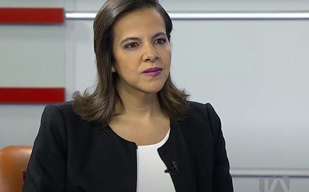 María Paula Romo analiza la renuncia de Otto Sonnenholzner a la vicepresidencia