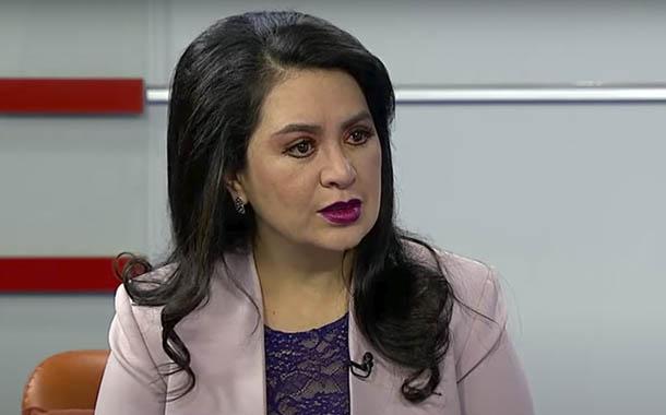 María del Carmen Maldonado analiza concurso para elegir a nuevos jueces