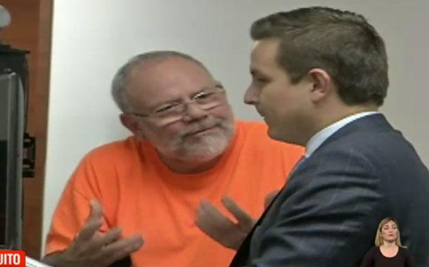 Yannuzzeli, junto a tres procesados, pide suspensión condicional de la pena