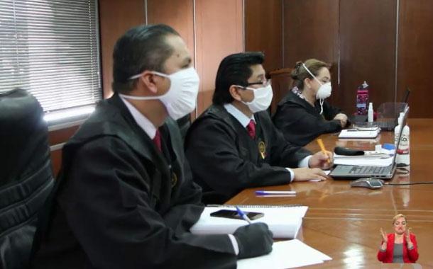 Jueces del caso sobornos retrasan entrega del veredicto