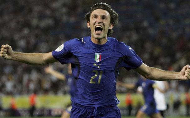 Andrea Pirlo dirigirá al equipo filial de Juventus