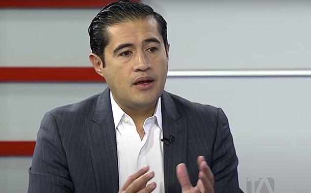 Deuda externa: Entrevista al ministro de Economía y Finanzas, Richard Martínez