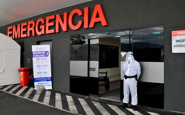 Quito se proyecta como la ciudad con más contagios COVID-19