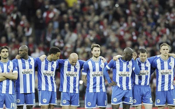 Wigan Athletic se declara en bancarrota