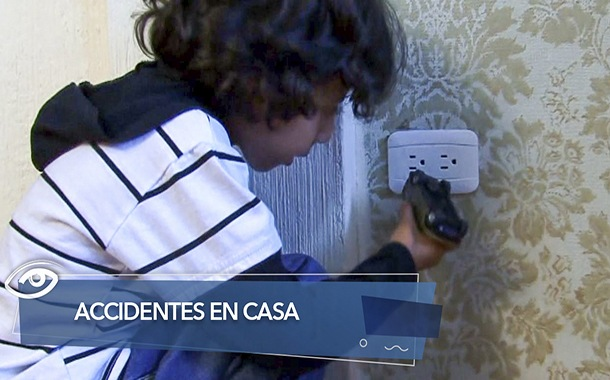 Accidentes en casa - 1era Parte