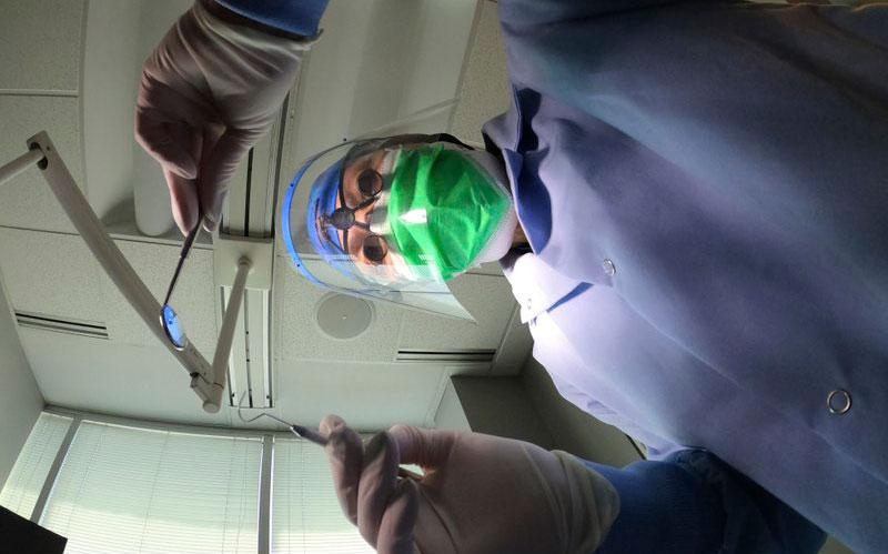 ¿Es prudente acudir al  dentista durante la pandemia por Covid-19?