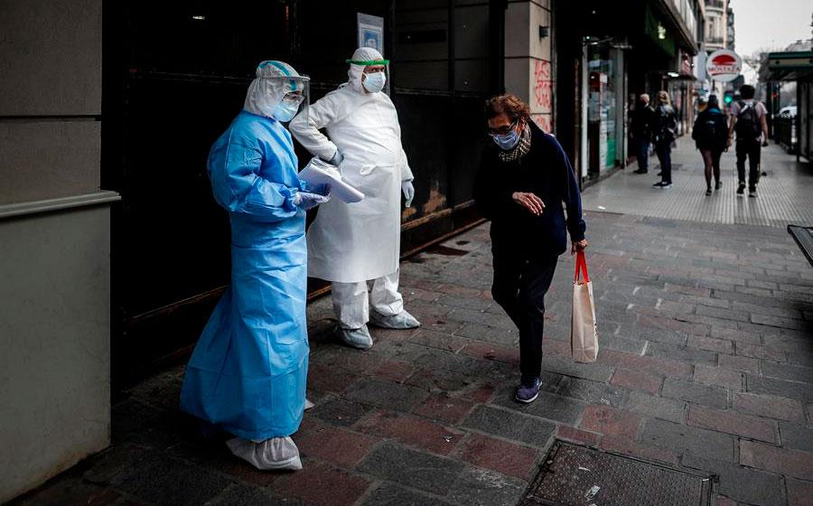 Buenos Aires pagará a enfermos de Covid-19 que se aíslen en albergues