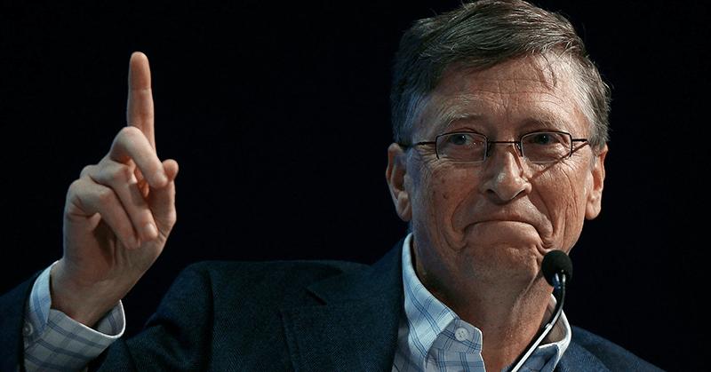 Bill Gates cuestiona las teorías que lo relacionan con la pandemia