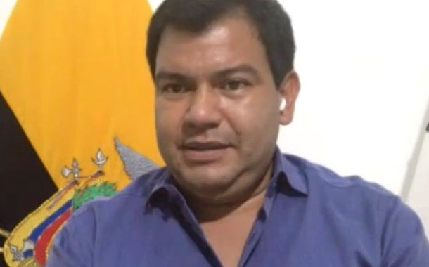 Asamblea Nacional: César Litardo confirma que tiene Covid-19