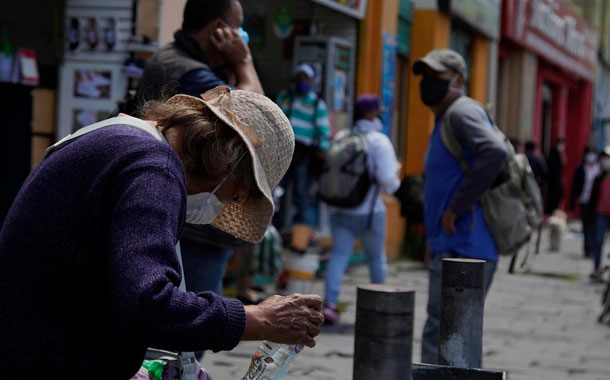 Ecuador registra 61 958 casos confirmados de COVID-19