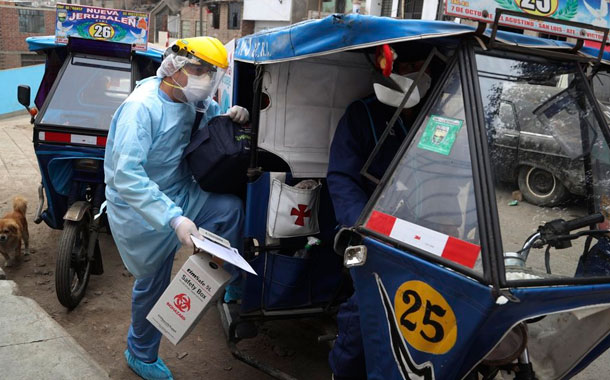 OPS: Latinoamérica enfrenta triple crisis por coronavirus