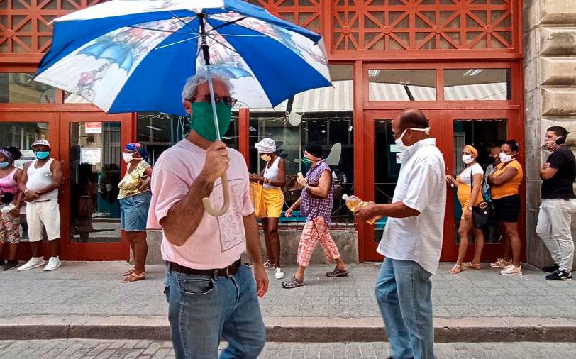 Cuba reporta por primera vez cero casos de COVID en un día