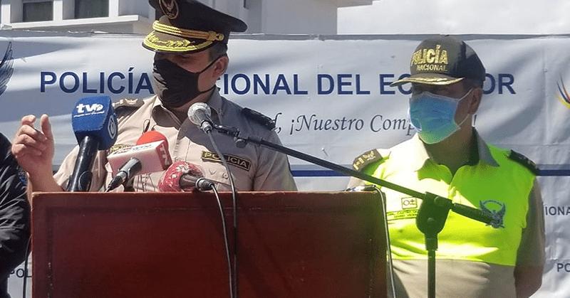 Policía decomisó cerca de una tonelada de droga en Cuenca