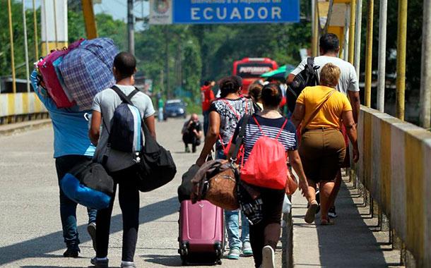 Proceso de visa humanitaria para venezolanos termina el 13 de agosto
