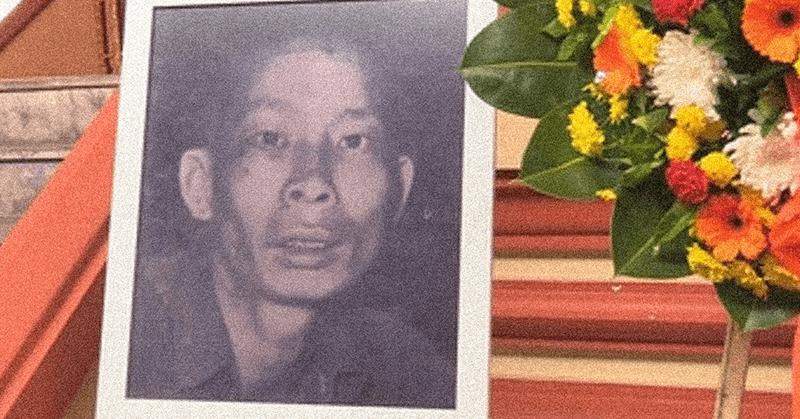 Tailandia celebró un funeral para el caníbal de niños más famoso del país