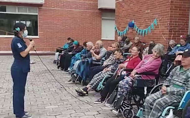 Familiares de pacientes del Hospital Geriátrico San Juan de Dios denuncian falta de información