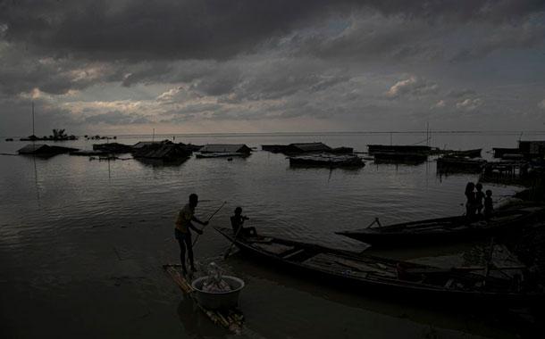 9,6 millones de afectados por inundaciones en el sur de Asia
