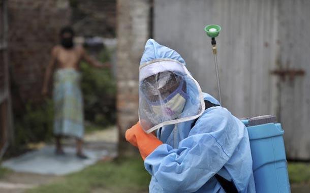 India superó los 1.5 millones de contagiados de coronavirus