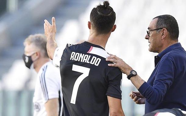 Juventus goleó en el juego ante Torino
