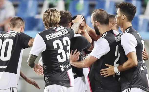 Juventus empató y suma un nuevo punto para acercarse al título