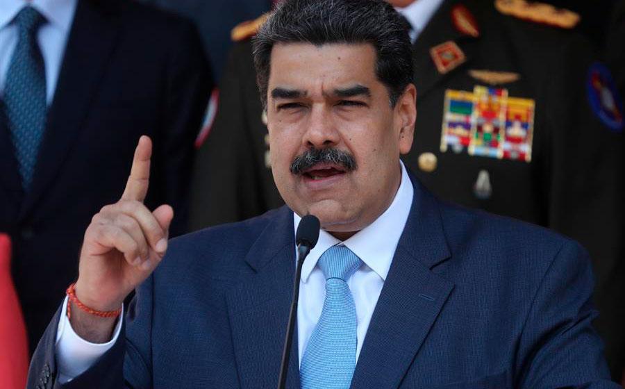 Maduro dice que llegó a Venezuela