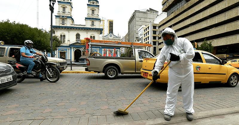 Parques y malecones de la muncipalidad de Guayaquil permanecerán cerrados