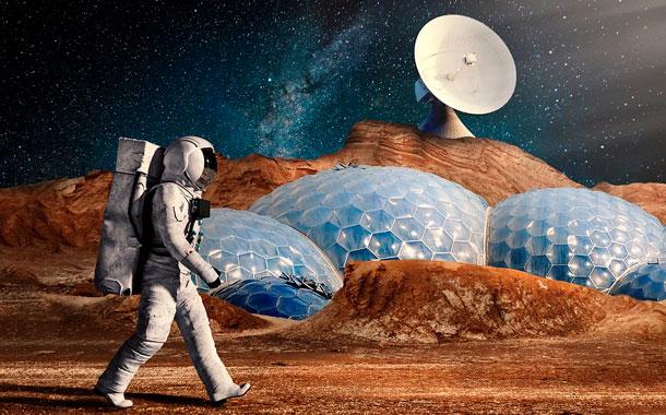 ¿Qué traje usarán los astronautas que viajen a Marte?
