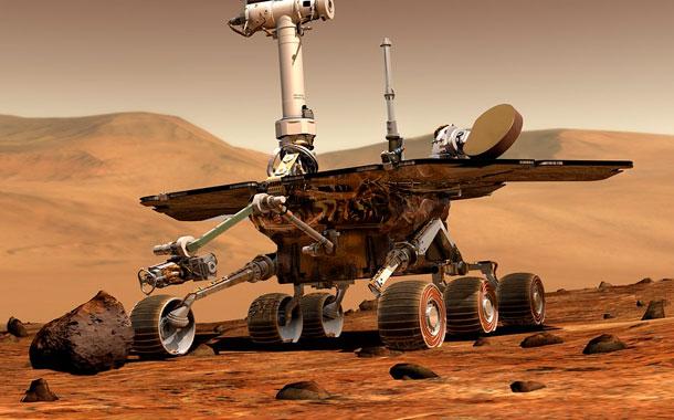El rover que regresará con muestras del Planeta Rojo